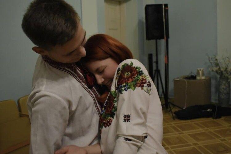 У Луцьку ворожили на судженого-рядженого і відразу обрали найкращу пару (Фото)