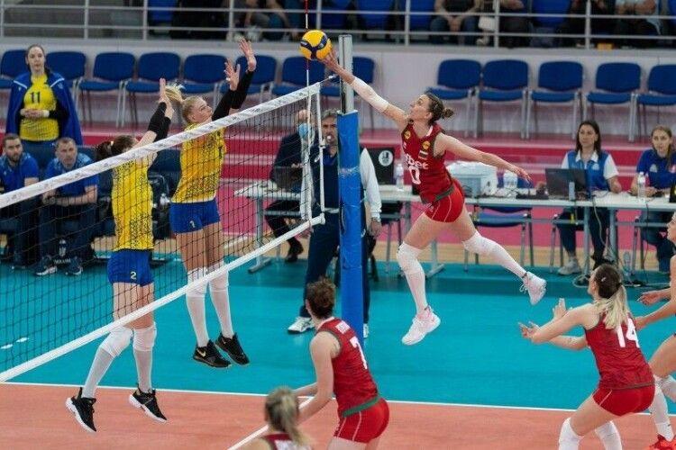 Волейбол: болгарки яскраво продемонстрували, чому вони є однією з найкращих команд континенту, - ФВУ