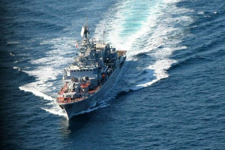 У «Борисполі» злапали науковця, який віз до Ірану секрети про фрегат «Гетьман Сагайдачний»
