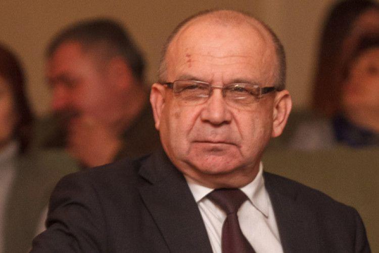Володимир Гунчик: «Вперше в історії Луцька так нахабно знехтували законом»