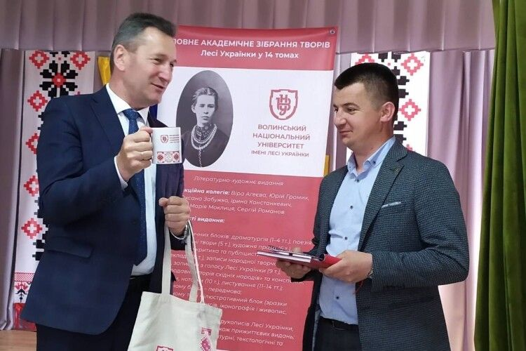 Волинська громада уклала угоду про співпрацю з університетом (Фото)