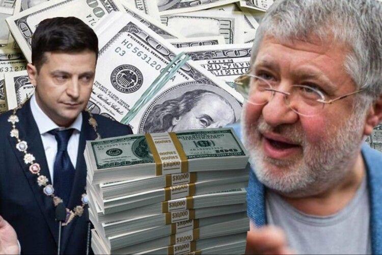 Офшорні компанії Зеленського можуть бути причетні до виведення Коломойським мільйонів з «Приватбанку» - «Слідство.Інфо»