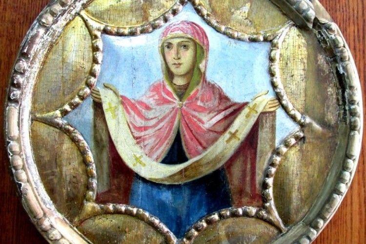 Завдяки волинським митникам «Земная жизнь Пресвятой Богородицы» знайшла прихисток