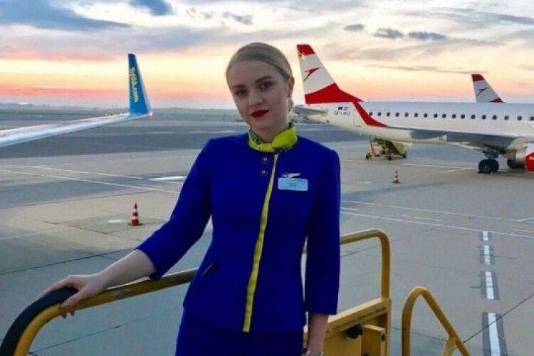 Бортпровідниці з Волині, яка загинула а авіакатастрофі літака МАУ, присвоїли звання Героя України