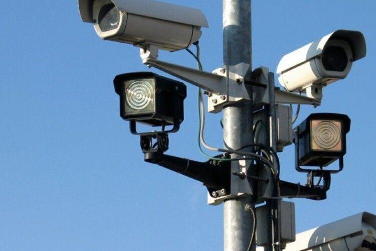 На в'їздах до Луцька встановлять відеокамери