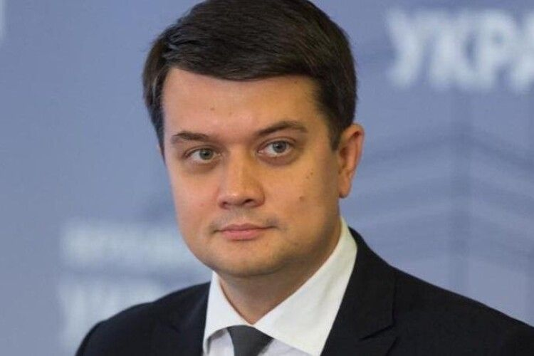 Голова Верховної Ради Разумов знову заразився COVID-19