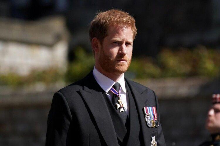 Принц Гаррі зізнався, що роками пиячив, намагаючись заглушити біль після смерті матері, принцеси Діани