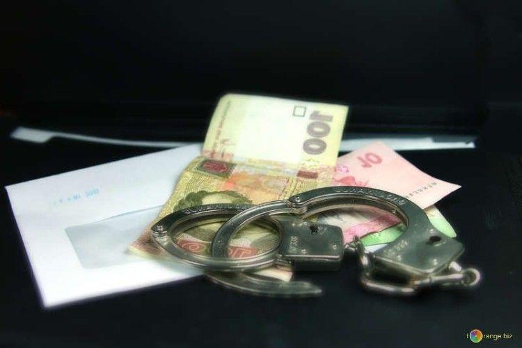 За півроку 79 волинських посадовців оштрафовано за корупцію