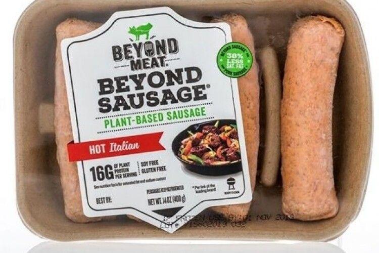 Фермери просять Європарламент заборонити «вегетаріанський бургер» і «веганську ковбасу»