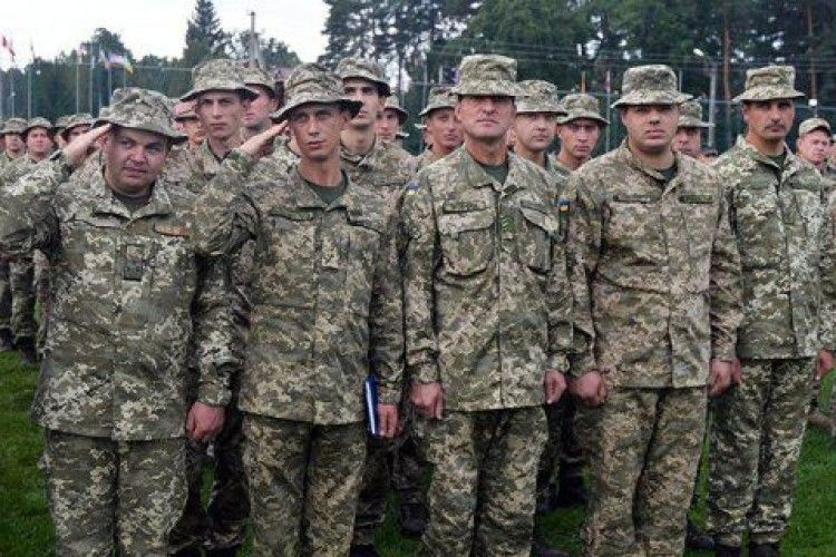 Рада схвалила допуск іноземних військових на навчання в 2018 році