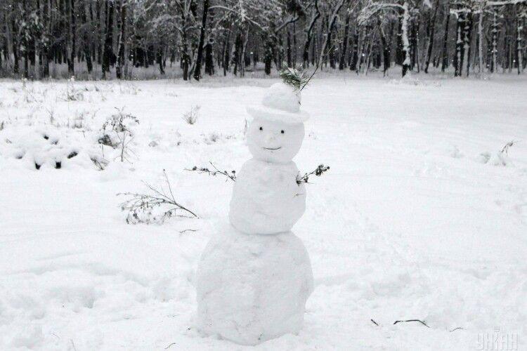 Якщо сьогодні на Волині піде сніг – не розтане до кінця березня
