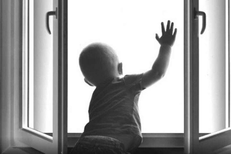 4-річний хлопчик випав з вікна дитсадка