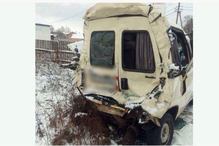 В аварії на Рівненщині сильно травмувалися двоє дітей