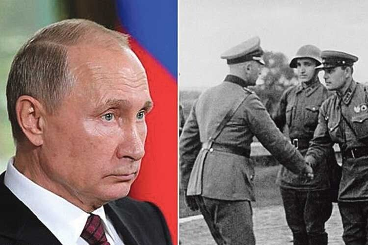 Політична імпотенція: «Слуга народу» підігрує путінській версії про Другу світову війну