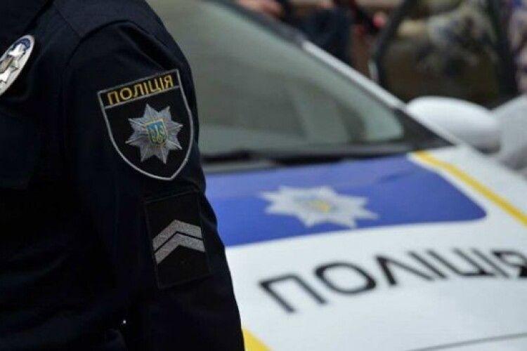 Волинська поліція встановлює свідків ДТП, в якій збили неповнолітнього велосипедиста