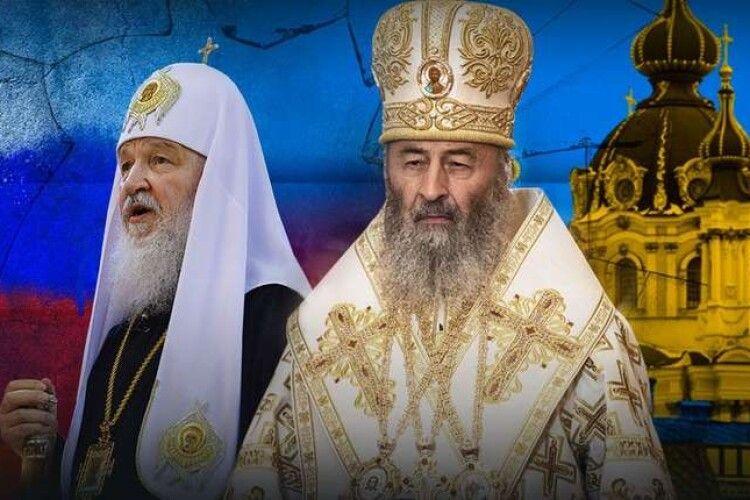 Путін заявив, що в Україні діє Російська православна церква