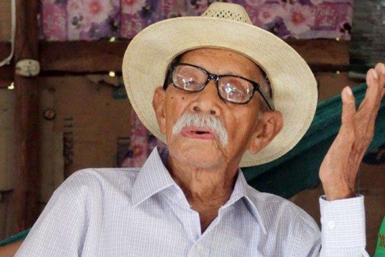Найстаріший житель Мексики помер у віці 121 року