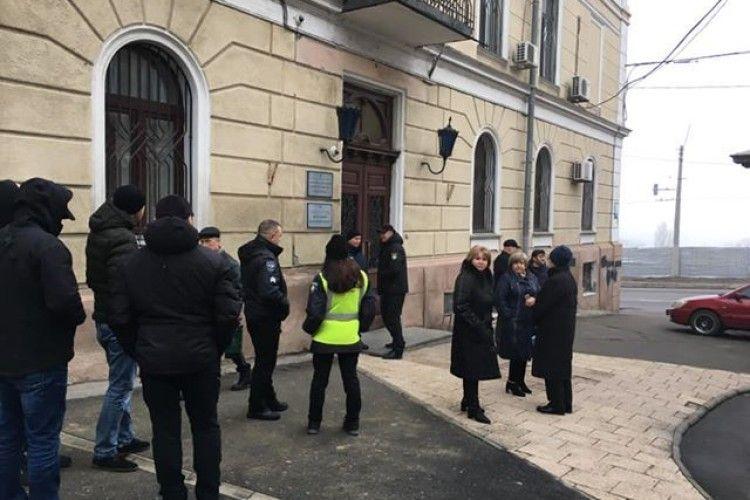 Одеський медуніверситет заявив про рейдерське захоплення ректорату