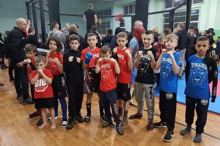 Учні Боратинської школи – чемпіони України з козацького бою