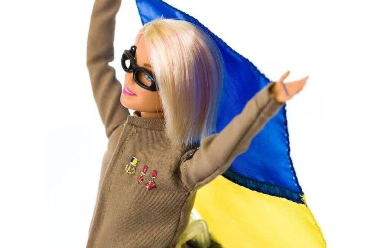 Нардепка з Рівного стала лялькою барбі (Фото)