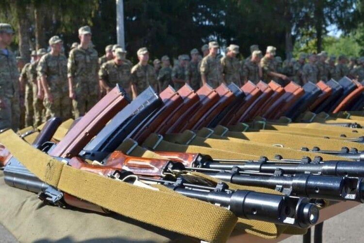 В Україні зменшили кількість призовників до Збройних сил України