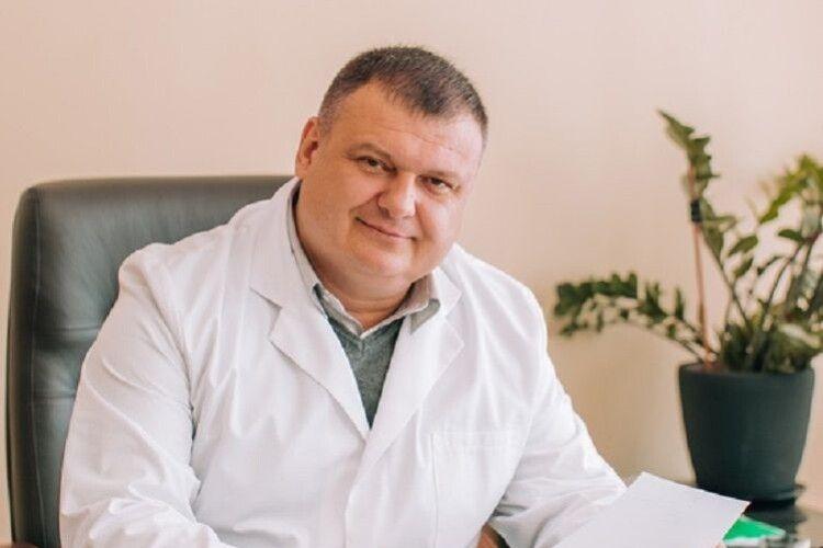 У зв'язку із «одноразовим грубим порушенням» звільнили директора волинської лікарні