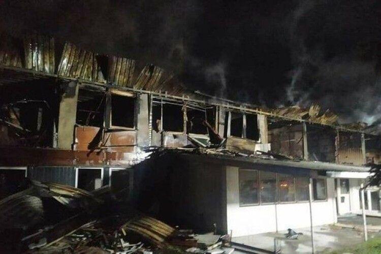 У Польщі місцеві спалили хостел, в якому жили українські заробітчани