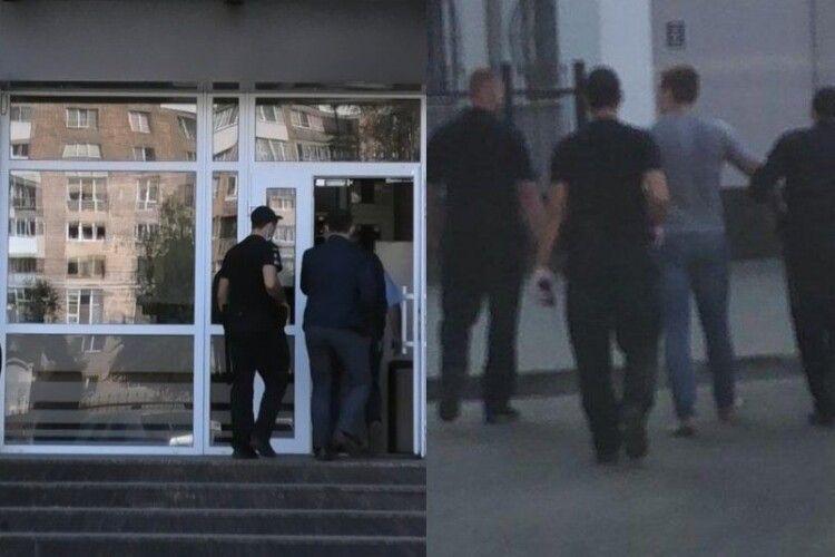 Чоловіку, який втік із зали Луцького суду – загрожує до 10 років тюрми
