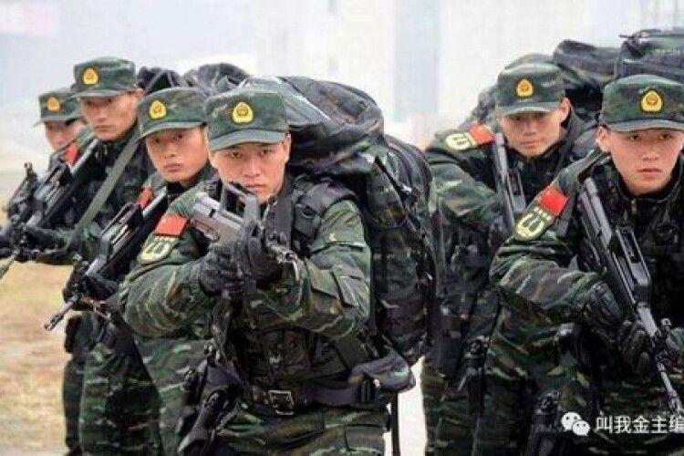 Китай випередив Росію за обсягами виробництва зброї