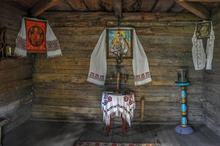 У музеї Рівненщини відтворили криївку УПА (Фото)