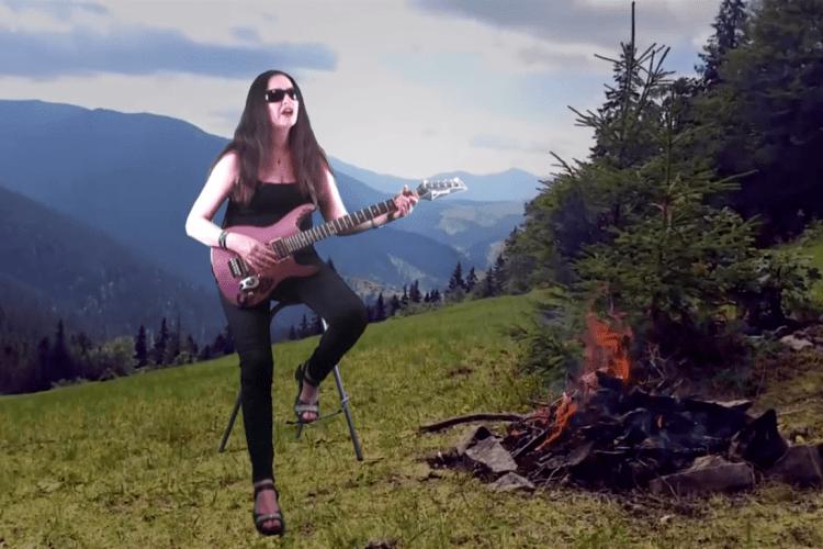 Рок-гурт із Любешова презентував кліп на свою пісню (Відео)