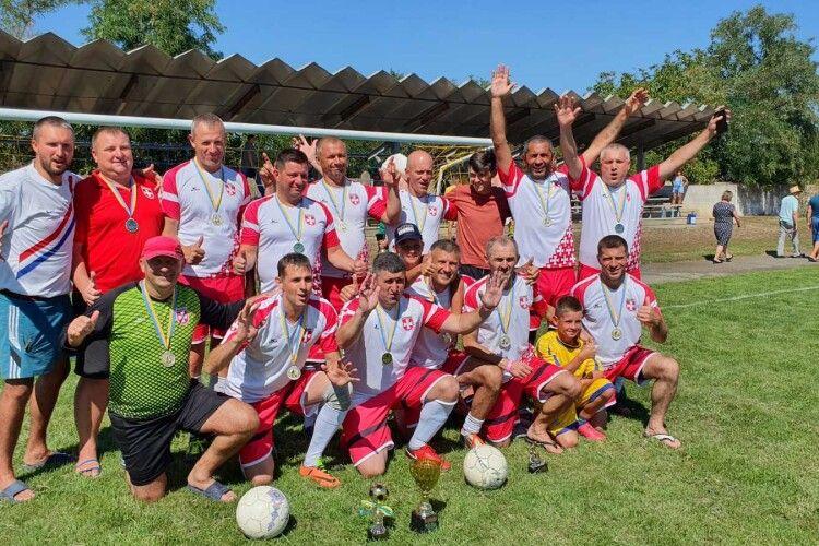 «Ветеран-Лучеськ» повертається із «Залізний Порт Football Crimea Cup-2020» зі «сріблом»