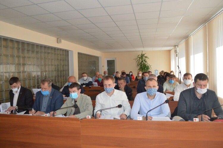 Ковельські депутати просять держвладу виділити місту 17 мільйонів гривень