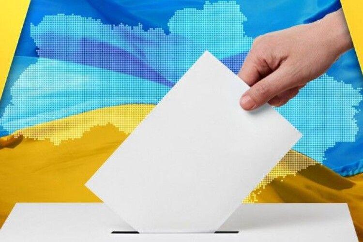 У Києві «Європейська Солідарність» на 3% випереджає «Слугу народу» – соціологи