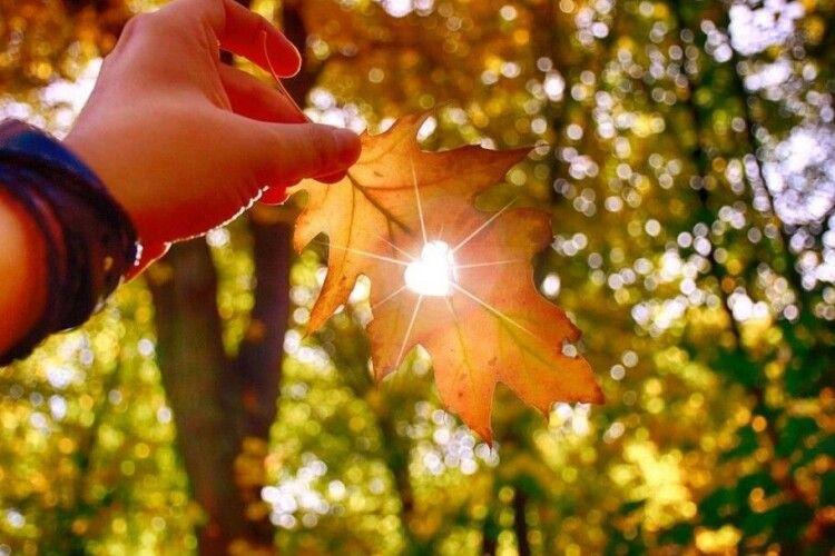 Погода на суботу, 25 вересня: на Волинь повертається тепло