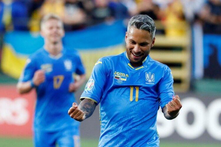 Марлос заявив про завершення кар'єри взбірнійУкраїни