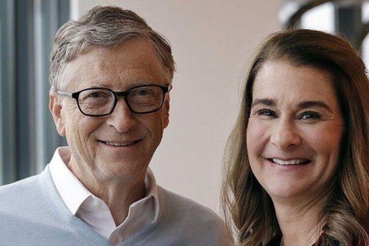 Подружжя Гейтсів, що володіє мільярдами доларів, розлучається