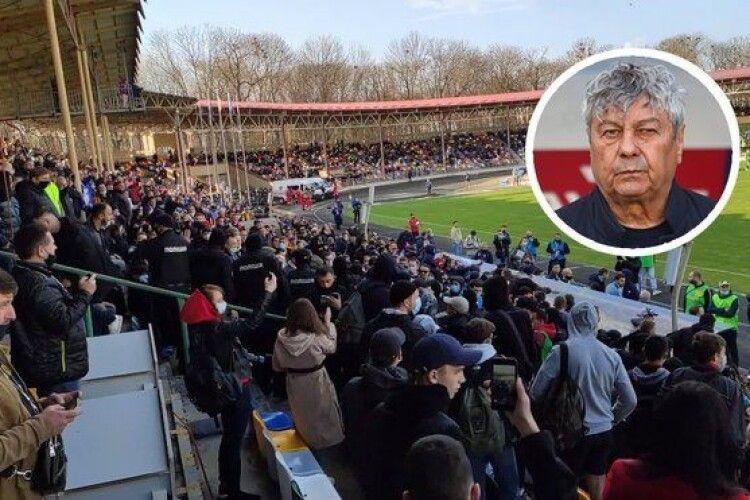 Хто платить вам: Луческу посварився з фанатами Динамо перед фіналом (Відео)