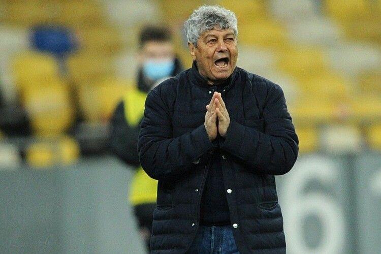 Луческу про 0:0 з «Бенфікою»: «Є осад, що гол не зарахували...»