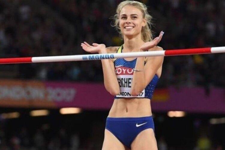 Українка Ярослава Магучіх встановила світовий рекорд зі стрибків у висоту