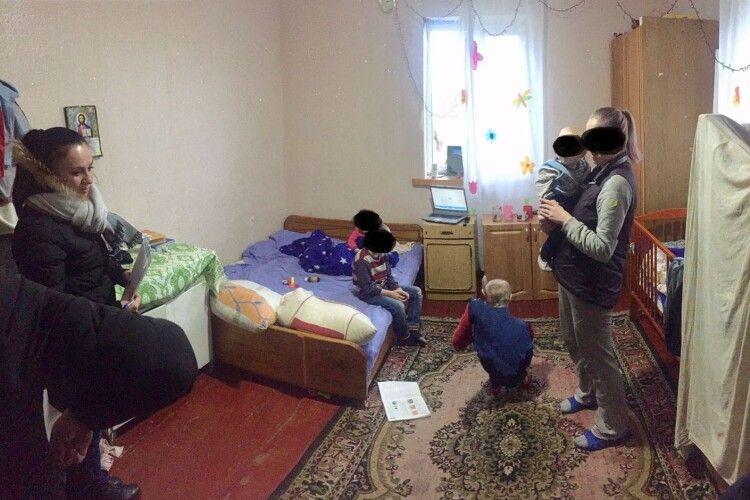 На Маневиччині перевірили використання батьками «дитячих» коштів