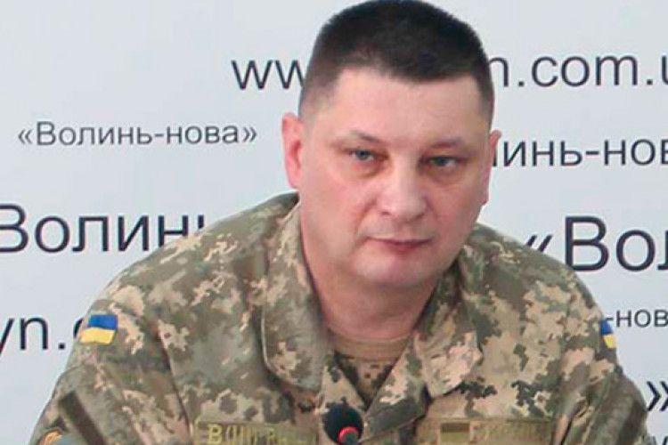 Тільки одну годину і тільки у «Волині-новій» на запитання волинян відповідає військовий комісар області