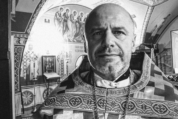 Капелан Євген П'янков: «Коли дізнався, що театр врятував людину від самогубства - це мене здивувало»