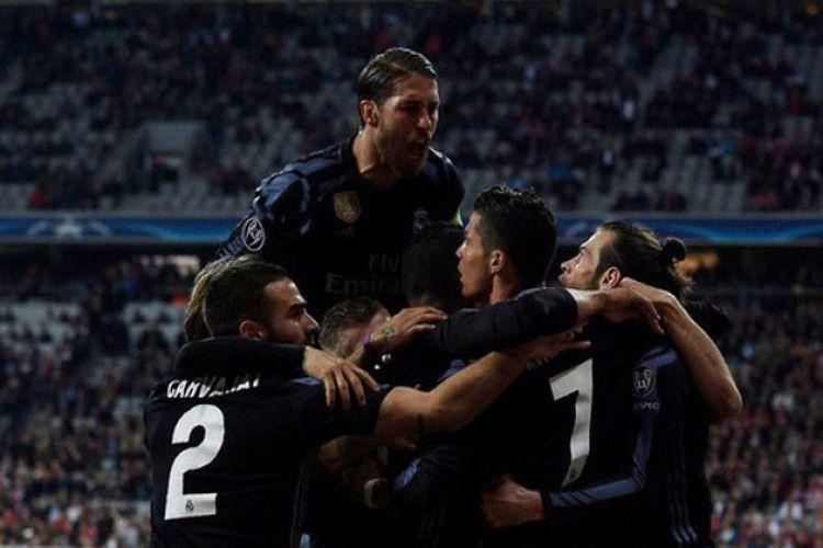 Два голи Роналду – і «Реал» виграє на виїзді «Баварію» (Дивимось всі голи)