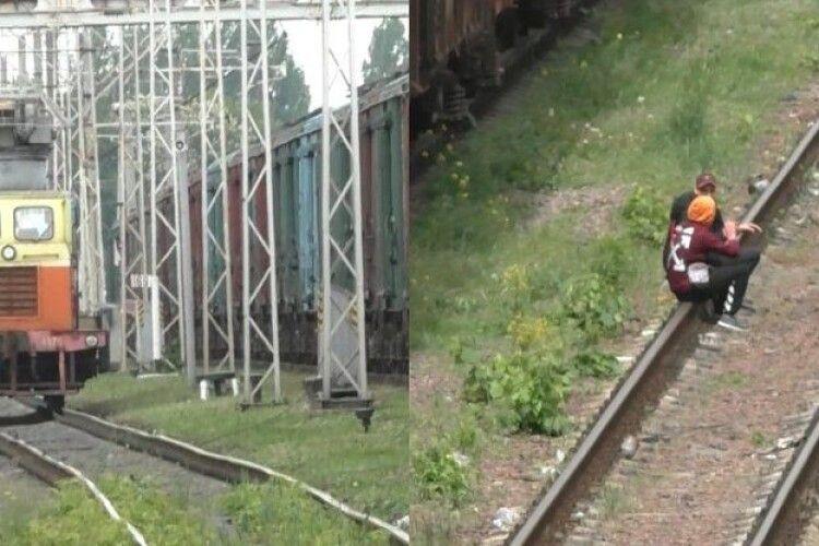 У Ковелі двох підлітків госпіталізували унаслідок опіків, отриманих на вагоні потягу
