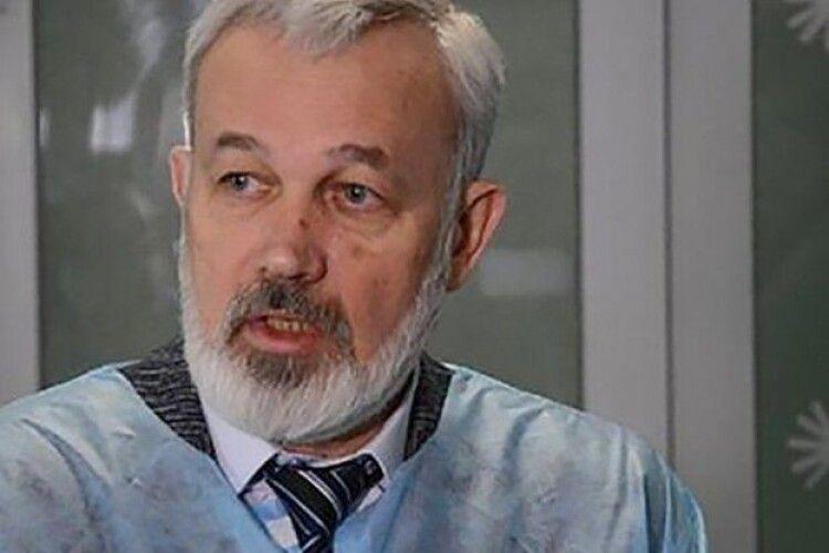 Головний педіатр Львова помер від COVID-19