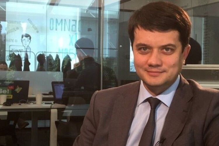 Дмитро Разумков: «Рішення суду про пережеребкування партій може зірвати вибори»