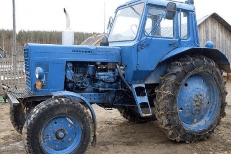 25-річний тракторист загинув внаслідок вибуху колеса своєї техніки