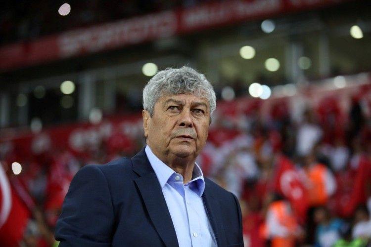 Мірчу Луческу звільнили з посади головного тренера збірної Туреччини