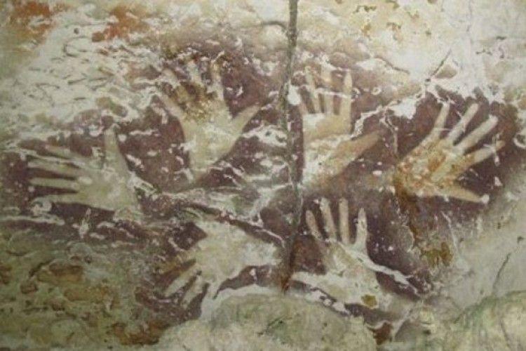 Археологи виявили найдавніші наскельні малюнки на планеті